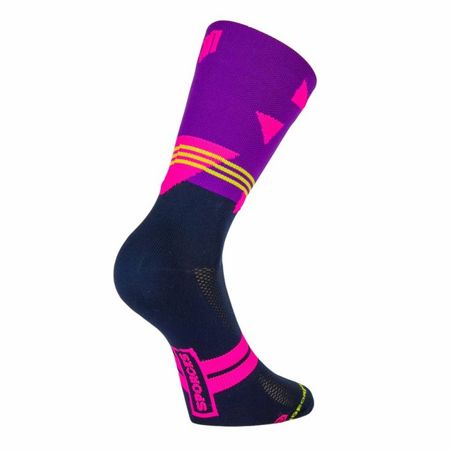 Sporcks Passo rolle Bike Classic Cycling Socks Purple