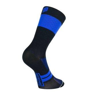 Sporcks Marie Blanque Pro Elite Cycling Socks Black