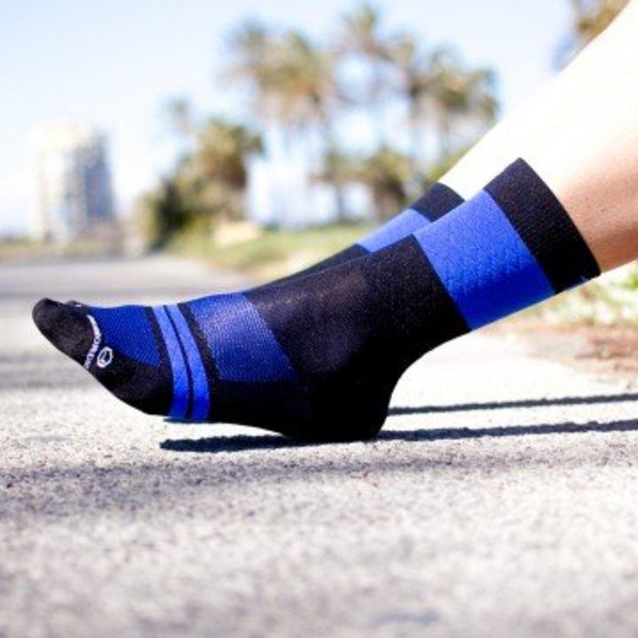 Marie Blanque Pro Elite Cycling Socks Black