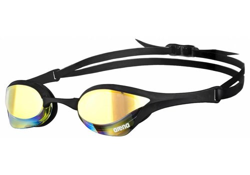 Arena Cobra Ultra Mirror triathlon swimming goggles