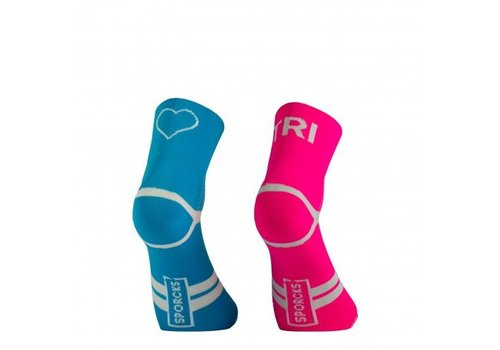 Tri Love Roze Blauw