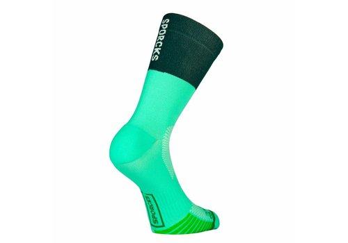 Sporcks Cooper river Green Runningsocks