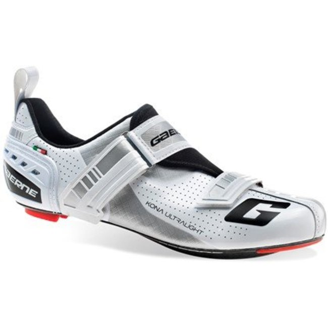 Gaerne Chaussure cycliste Gaerne Kona Triathlon avec une semelle en nylon