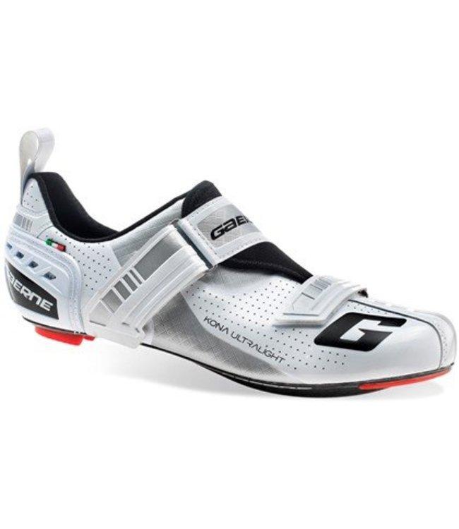 Gaerne Chaussure de cyclisme Gaerne Kona Triathlon avec semelle en nylon