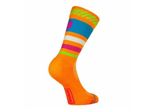 Sporks Lima Limon Orange Runningsocks
