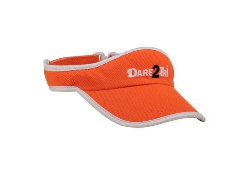 Dare2Tri Visor Orange