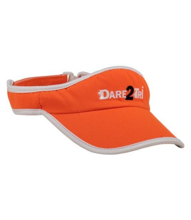 Dare2Tri Dare2Tri Visor Orange