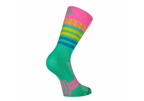 Sporcks 500 Watts Pink Bike Classic Cyclingsocks
