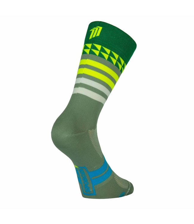 Sporcks Sporcks 500 Watts Green Bike Classic Cyclingsocks
