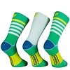 Sporcks Sporcks Dragon Running Blancs chaussettes  ultra-légers