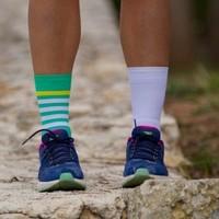 Sporcks Dragon Running Blancs chaussettes  ultra-légers
