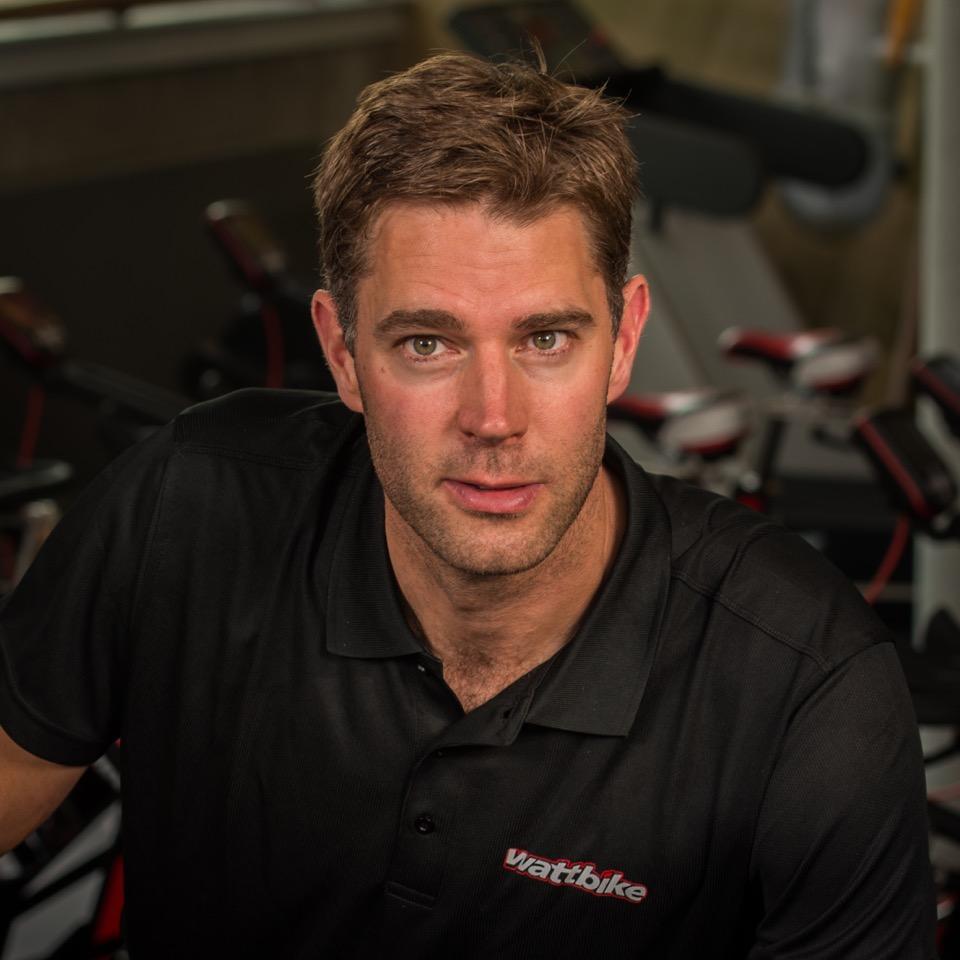 Erik Landman Wattbike Amsterdam