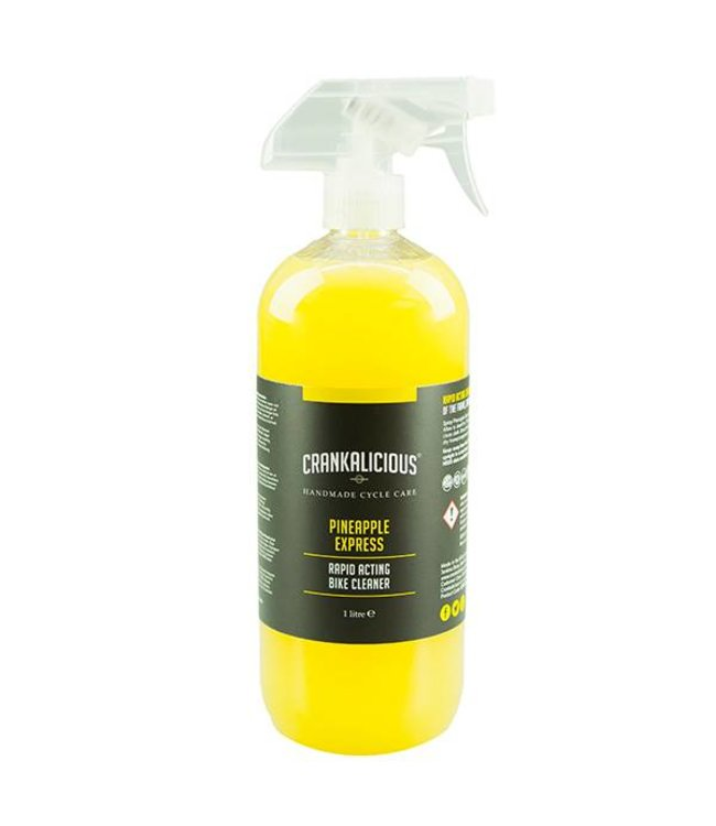 CRANKALICIOUS Crankalicious Pineapple Express Spray Bike Cleaner (1l)