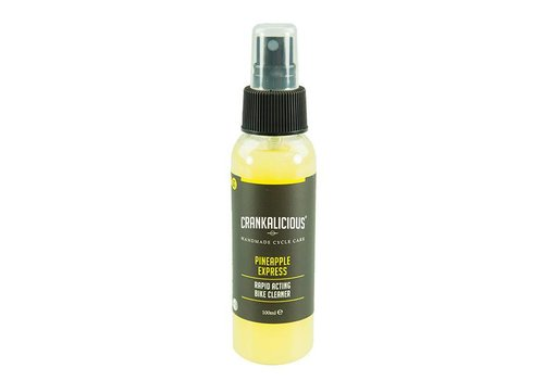 Crankalicious Pineapple Express Spray Bike Cleaner (100ml)