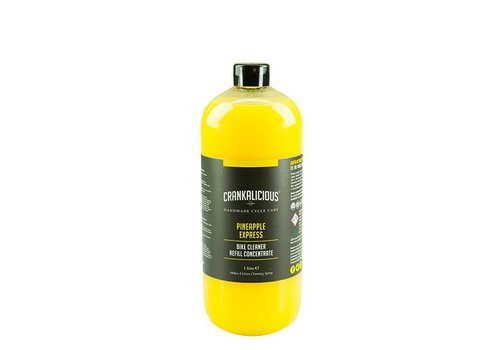 Crankalicious Pineapple Express Concentrated Refill (1L)
