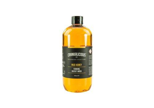 Crankalicious MUD HONEY Bucket soap (500ml)