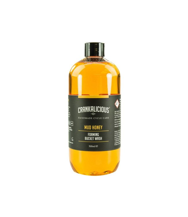 CRANKALICIOUS Crankalicious MUD HONEY Emmerzeep (500ml)