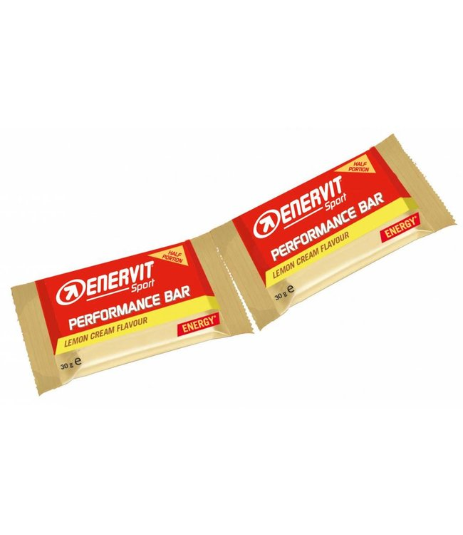 Enervit Enervit Performance Energiereep (2x30gr) -Korte THT