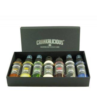 CRANKALICIOUS Caja de regalo clásica de Crankalicious