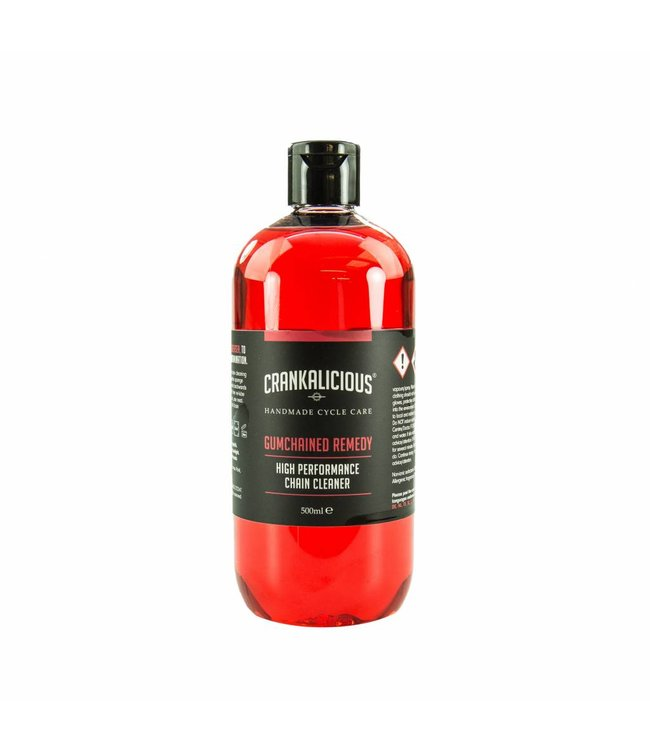 CRANKALICIOUS Gumchained Remedy chain cleaner / degreaser