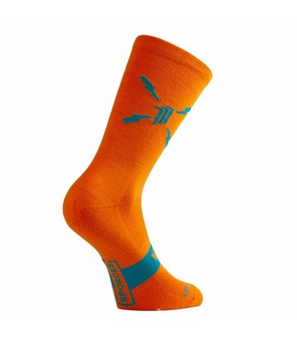 Sporcks Sporcks Allos Orange (Merino) - Hiver