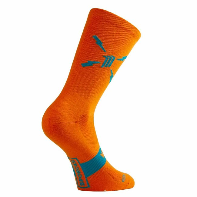 Sporcks Sporcks Allos Orange (Merino) - Hiver