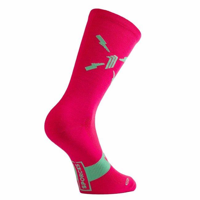 Sporcks Sporcks Allos Pink (Merino) - Winter