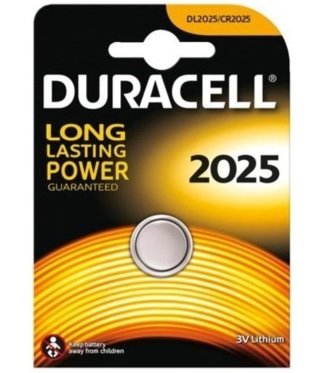 Duracell Duracell 2025 Button battery (3V)