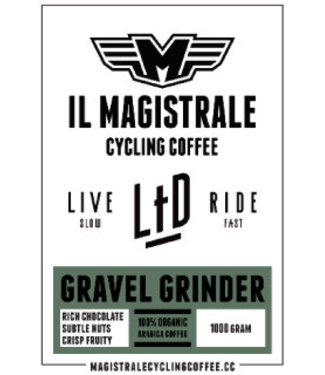 Il Magistrale Cycling Coffee Il Magistrale LTD Ghiaia Grinder