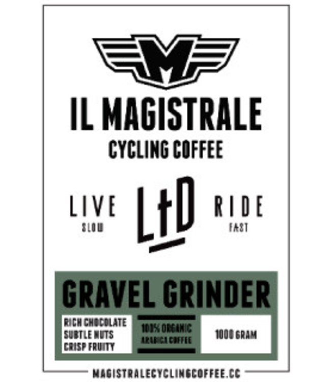 Il Magistrale Cycling Coffee Il Magistrale LTD Gravel Grinder