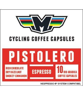 Il Magistrale Cycling Coffee Il Magistrale Pistolero Espresso Capsules (10 pieces)