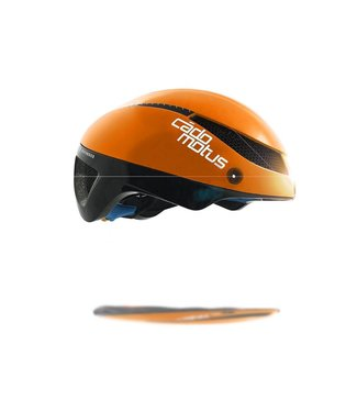 Cádomotus Omega Aerospeed casque cycliste Orange