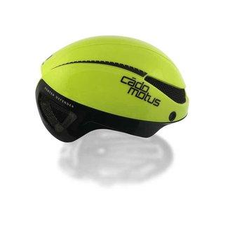 Cádomotus Omega Aerospeed Cycling helmet Fluo Yellow