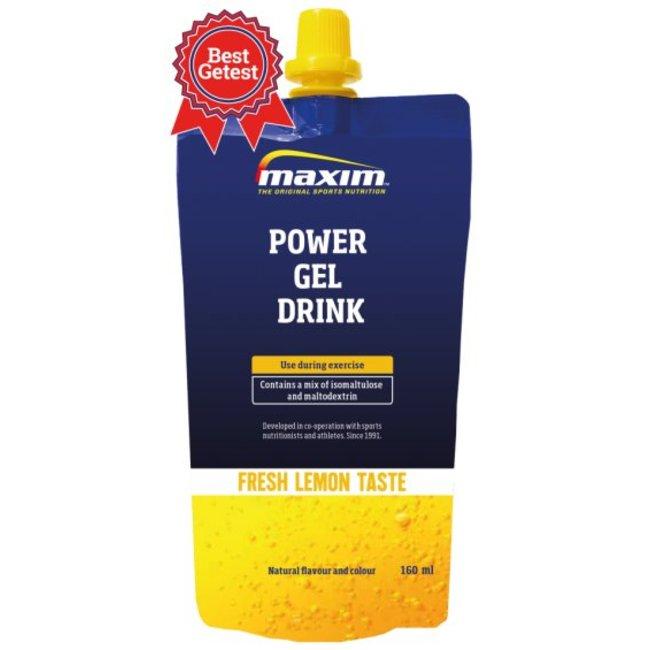 Maxim Boisson en gel Maxim Long Power (160 ml)