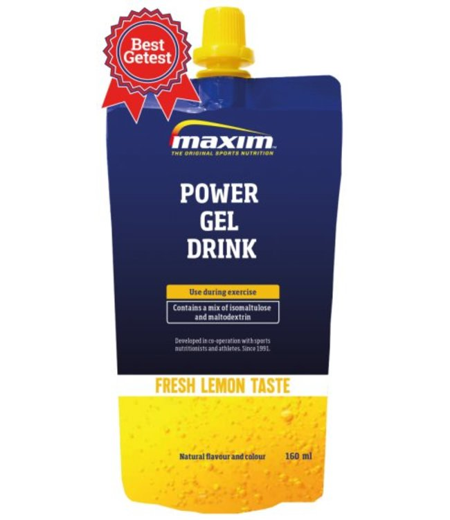 Maxim Maxim Long Power Gel Drink (160ml)