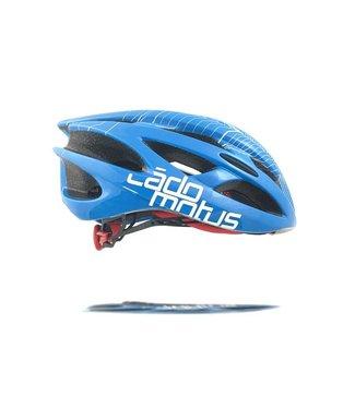 Cádomotus Casco de bicicleta Cadomotus Delta Cyan Blue