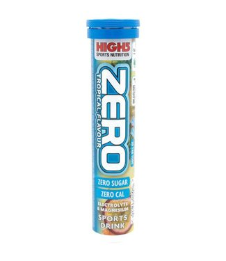 High5 ZERO Hydration Electrolyte Beverage (20 tabs) - Short BB