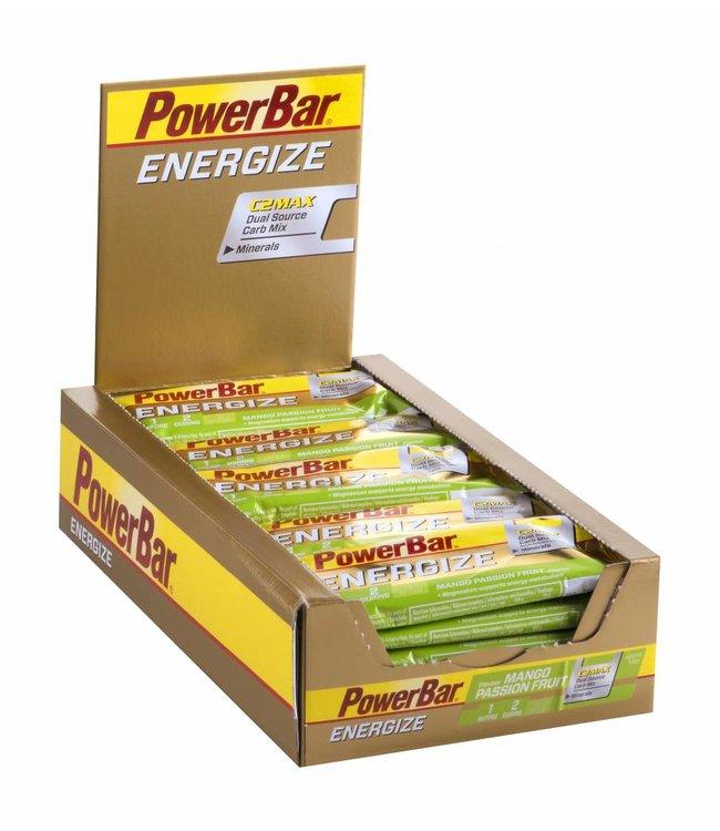 Powerbar Boite barre energetique Powerbar C2Max Energy (25x55gr)