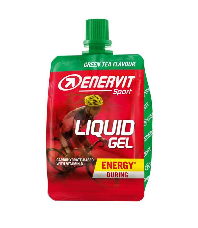 Enervit Enervit Sport Liquid Energiegel (60ml) Short date