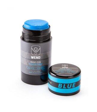 Wend Waxworks Wend Wax-on Twist up Blue (80ml)