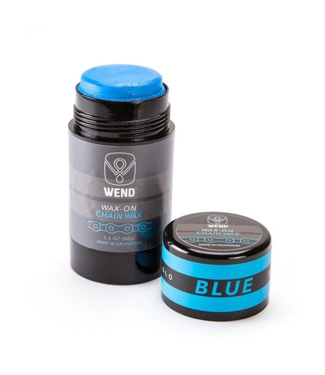 Wend Waxworks Wend Wax-on Twist up Blue (80ml)