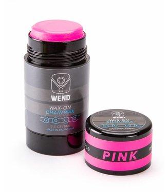 Wend Waxworks Wend Wax-on Twist up Pink (80ml)