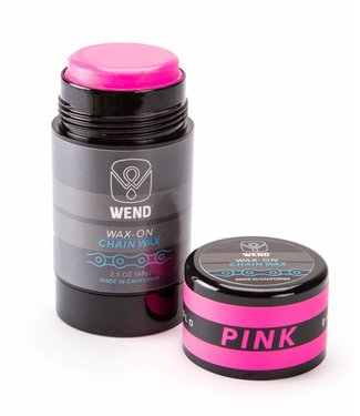 Wend Waxworks Wend Wax-on Twist up Roze (80ml)
