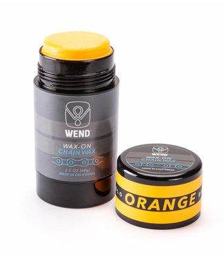 Wend Waxworks Wend Wax-on Twist up Orange (80ml)