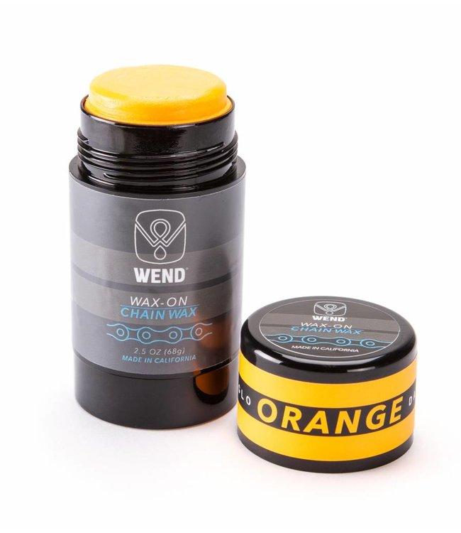 Wend Waxworks Wend Wax-on Twist up Orange(80ml)