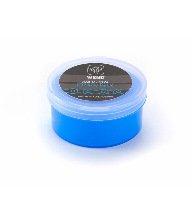 Wend Waxworks Wend Wax-on Cire de Velo Bleu (29ml)