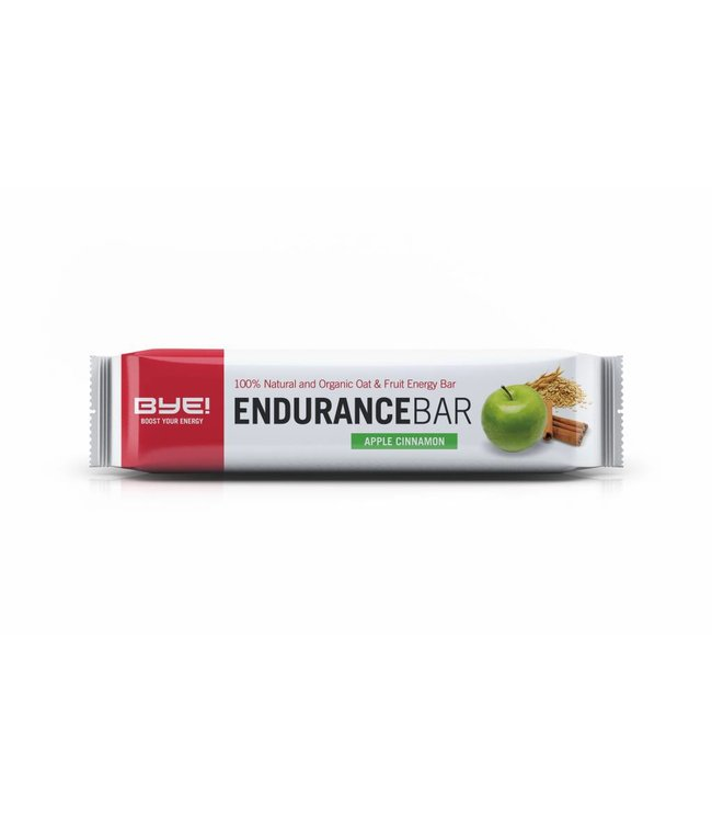 BYE! BYE! Endurance Energiereep (40gr) - Korte THT