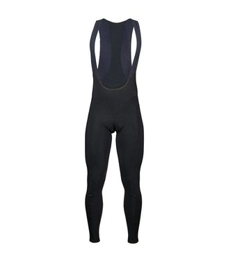 Q36.5 Cycling Clothing Q36.5 Winter Mens' Cycling bib tight with suspenders and chamois