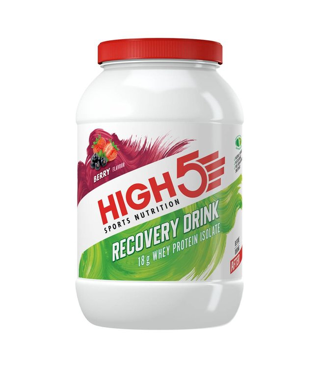 High5 Bebida de recuperación de proteínas High5 (1.6kg)