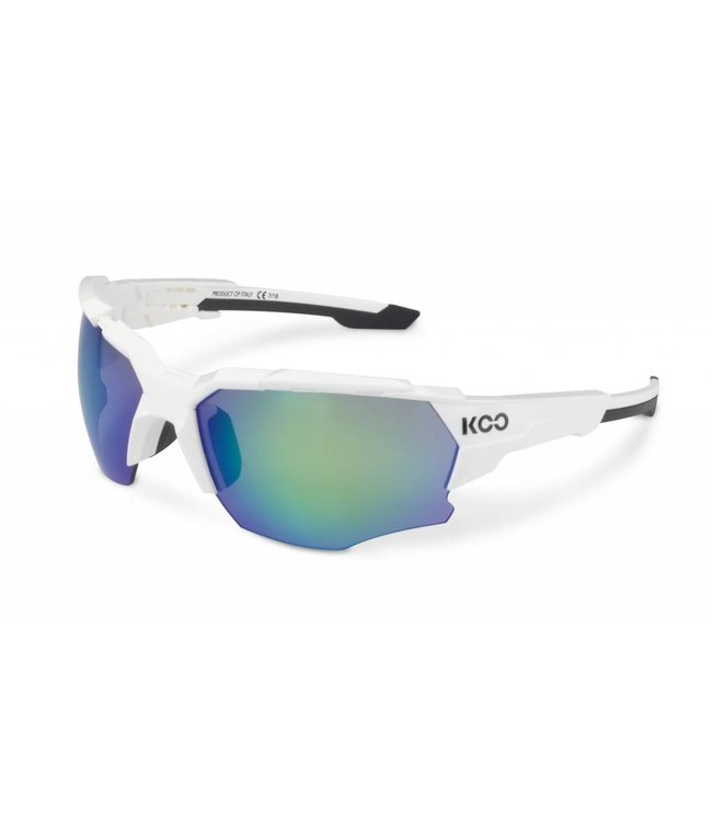 Kask Koo Lunettes de cyclisme Kask Koo Orion Blanc